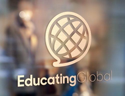 Educating Global Logo